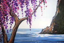 ağaç ve su