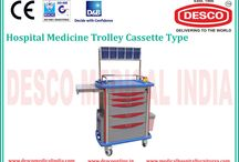 Medicine Trolley manufacturers in India / Customers mostly preferred to order quality products, so we are involved in manufacturing along with supplying of Medicine Trolley. The provided Medicine Trolley is widely used in hospital to hold medicine from place to a different. The Medicine Trolley is durable and derived from top quality material.