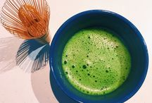 Mista Matcha | Creations / A collection of drinks, food and creations made using Mista Matcha green tea powder. Enjoy!