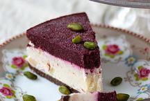 Rohköstliche Desserts