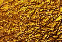 Colours: gold