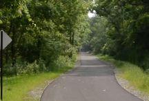 Heart of Ohio Trail Bike and Walking Path / Photos and videos taken from The Heart of Ohio Trail Bike and Walking Path.