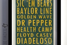 Baylor Proud / by Melissa Steele