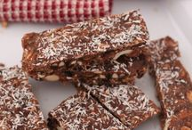 Healthy Snacks & Meal Replacement Bars