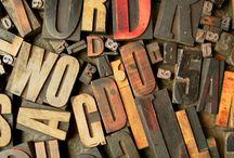 Typo / Design by typography