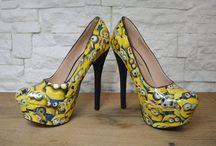 Custom Handmade Heels
