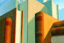Art8+Art9/10: Proj2 - Surrealist Landscapes