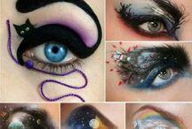 Halloween Fun : Makeup etc
