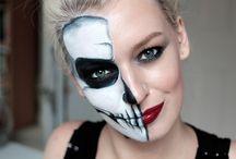Maquillaje y caracterización.