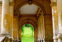 Prior Park, Bath City, UK / Travel