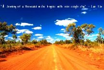 "Travel Inspiration / ""A journey of a thousand miles begins with one single step"" - Lao Tzu / by Base Backpackers"
