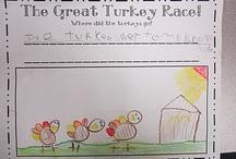 School- November- Thanksgiving