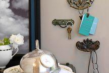 Nifty home decor♥♥ / by Ciana Coelho-Morris