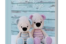 book | magical amigurumi toys / Pins from this wonderful book. Find it on http://www.amigurumipatterns.net/books/