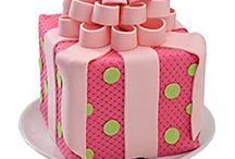 Cakes / by Virginia Davis