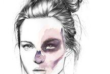 Ink. / by Dailynn Daniels