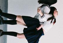 (a)tending / seifuku melancholy