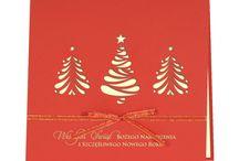 Kartki świąteczne / Najpiękniejsze kartki świąteczne