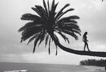 inspiration: slipping into summer