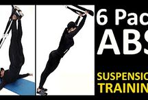 Six pack Abs / : Suspension Training for six pack abs. 40mins comprehensive class with Coach Ali. Perfect core workout for your BOW, TRX or RIP60 suspension trainer. Subscribe for many more workouts!