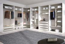 exemplos  de closets