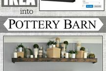 Pottery Barn Hacks