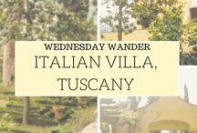Italy - love it, blog it