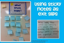 Sticky Notes Ideas