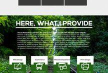 JIL Design / Website design
