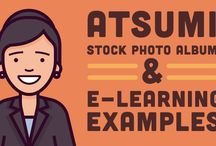 Atsumi / Atsumi: A Look Back at E-Learning's Most Iconic Character