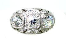Estate Jewelry / by Fox's Seattle