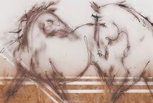 ArtBoja Style - Equestrian Art Prints on Canvas, Metal, Acrylics & More!