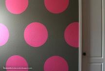 Maudes Bedroom & Playroom / by Katie Robinson