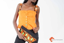 Tops and Jackets - African fabrics