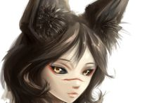 Lyn of Blade and Soul