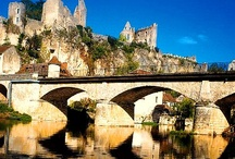 """River Charente / Declared """"the most beautiful river in my kingdom"""" by King Henry IV, River Charente is not to be missed.  Swim or fish in the crystal clear water surrounded by fields of vibrant sunflowers."""