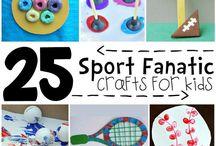sports crafts