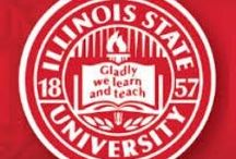 Let's Connect! / Illinois State University Special Collections can also be found on a variety of other social media platforms. Stay connected with the latest updates and happenings with the Special Collections.