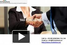 Service Tax Consultants in Bangalore