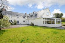 Detached House for sale Boconnoc, Lostwithiel, Cornwall PL22 0RT / Property for sale in Cornwall.  Boconnoc, Lostwithiel, Cornwall PL22 0RT.  Guide Price Of £585,000.  A delightful secluded country home set within the unspoilt farmland of the Boconnoc Estate.