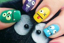 Nail Art / by Jennifer Fishkind {Princess Pinky Girl}