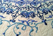 pattern . sketch