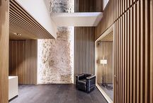 Timber Batten Walls & Ceilings