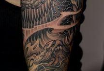 Tattoo-ideer