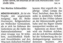 Zeitungsberichte WN