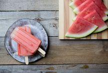 Ijsjes maken / Fruit ijs