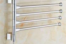 kúpeľňové doplnky, držiaky, stojany a poličky