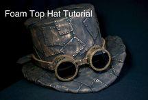 Steampunk Tutorials / Tutorials on making Steampunk 'stuff'.