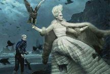 Annie Leibovitz fairytales