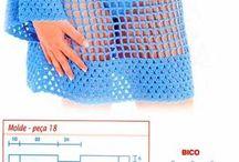 corsert en crocheto